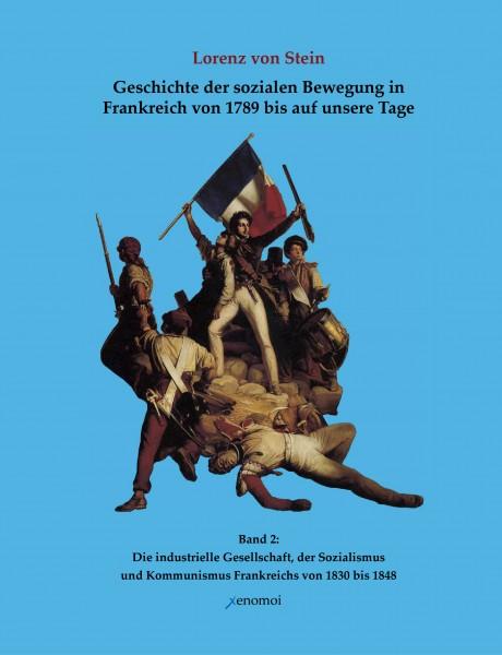 Geschichte der sozialen Bewegung in Frankreich von 1789 bis auf unsere Tage (Band 2)